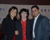 Barbara (OCCSC), Andreea (WS) and Alfredo (guest)