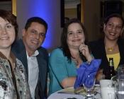 Svetlana (WS client), Alfredo, Ledianis and Yasmina (YMCA)