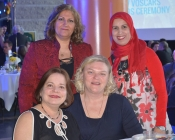 Ledianis, Atoosa, Peggy and Fouzia
