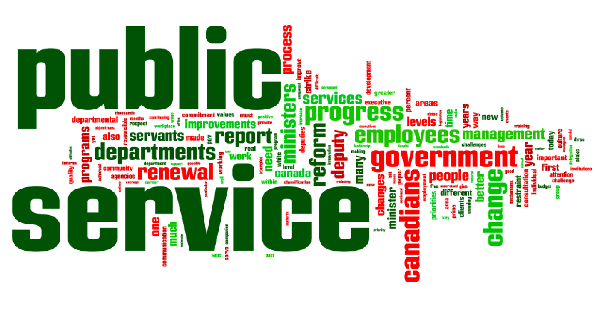 Working For The Public Service In Canada Introductory