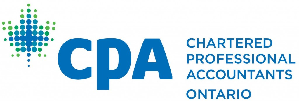 The Chartered Professional Accountants of Ontario logo (CNW Group/Certified General Accountants of Ontario)