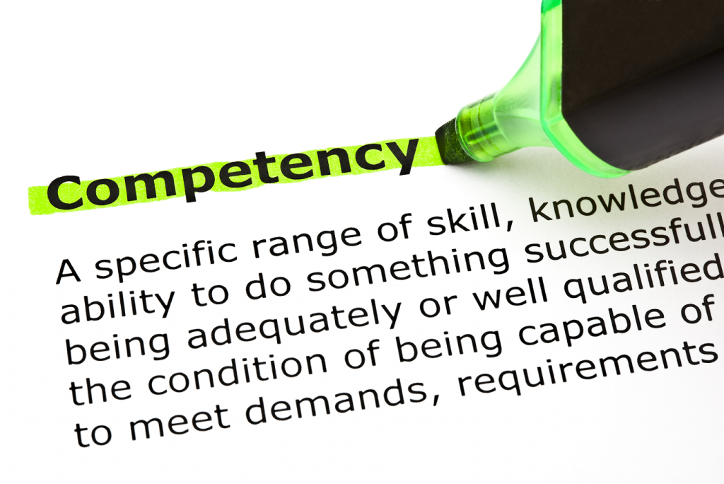 Competency-Definition