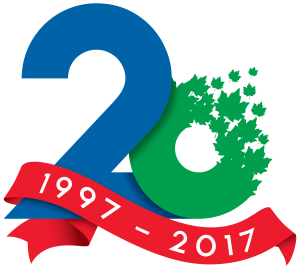 20 anniversiry Logo - Colours