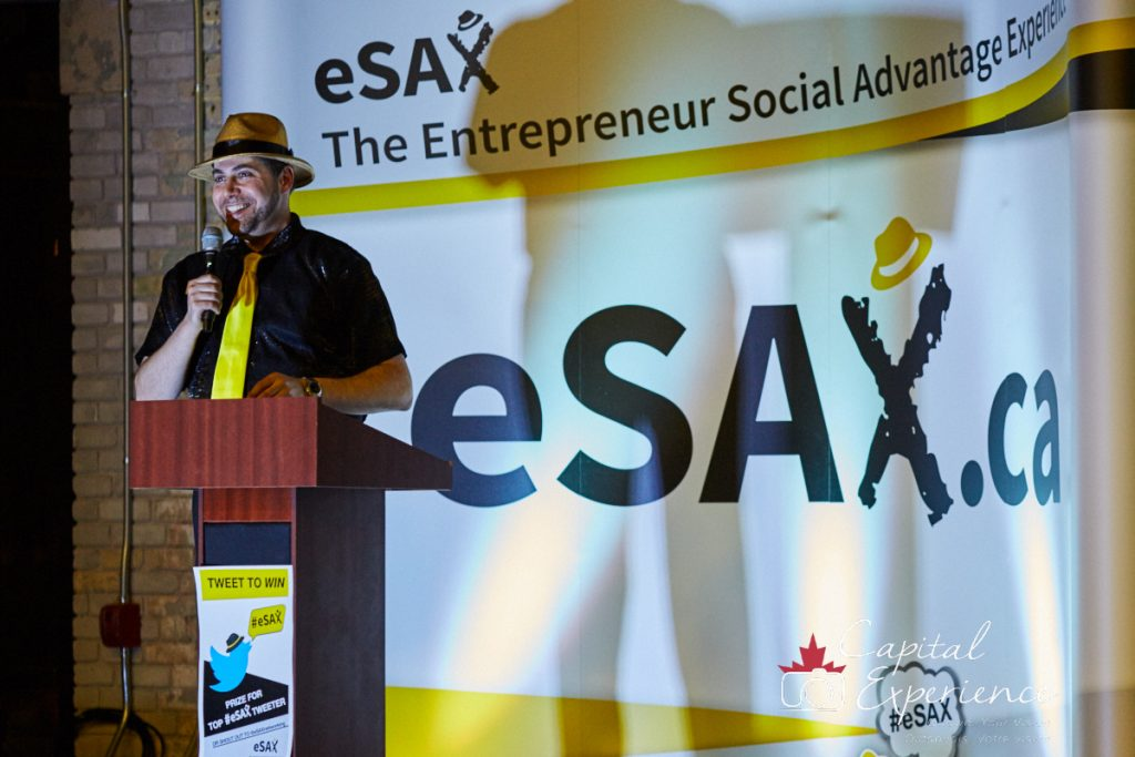 January 2016 eSAX. Photo by Capital Experience